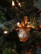 24 - easy DIY christmas ornament, chocolate nutella ball