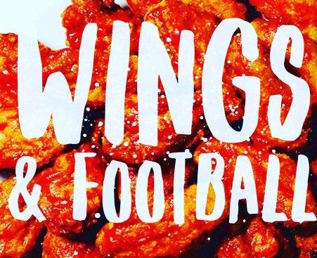 Wings & Football