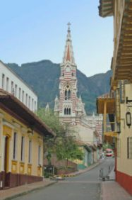 Bogota city view_iStock_Jerry Koch