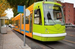 Tram in Portland, USA (c) iStock.