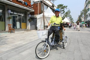 "Moving in the right direction: How the Korean ""Bike to Work Challenge"" is leveraging technology to tackle climate change"