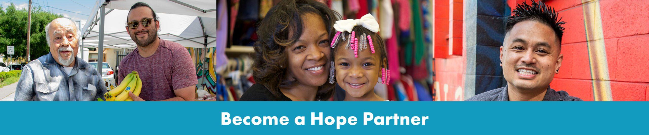 CityTeam Hangers for Hope