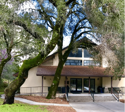 Wichert Auditorium at Camp MayMac