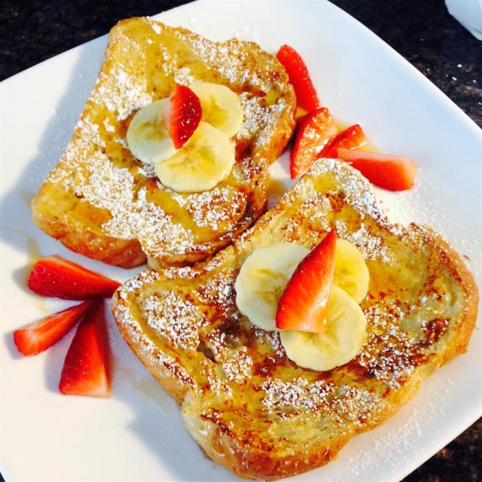 Delicious for Easter: 6 steps to the perfect French toast recipe 1