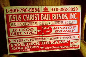 Jesus Christ Bail Bonds