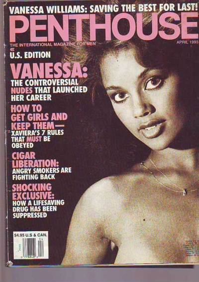 Vanessa Williams in Penthouse
