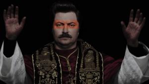 grieving bishop