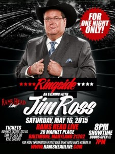 A Night With Jim Ross