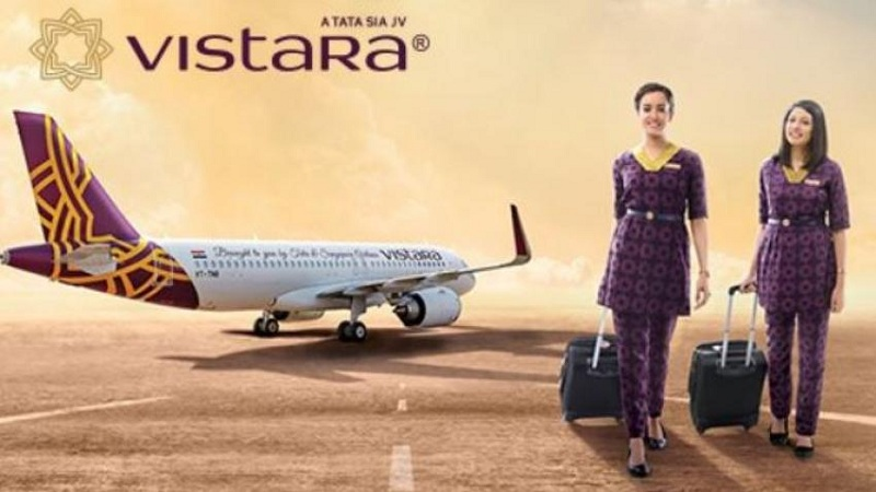 Vistara to fly 22nd plane with Tata Air Lines livery