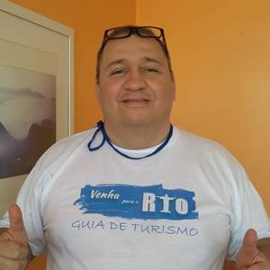 Marco Viggiani Private Tour Guide Rio