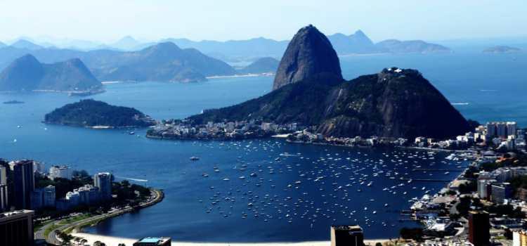 Passeios promocionais no Rio de Janeiro