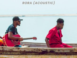 Reekado Banks – Rora Acoustic Version
