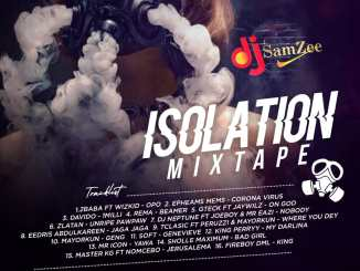 DJ Samzee – Isolation Mix