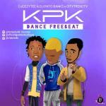 DJ Ozzytee ft. DJ Pato Banks & Citytrendtv — (KPK) Ko Por Ke Free Beat (Instrumental)