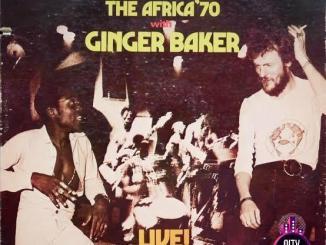 Fela Kuti — Black Man s Cry ft. Ginger Baker