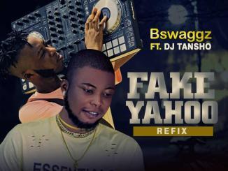 Bswaggz ft. DJ Tansho — Fake Yahoo Refix