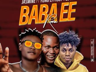 Jasmine ft. Yung Effizy DJ Yk — Baba Eh Remix