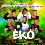 [Video] DJ Ozzytee ft. Tee Smart x Little Zino x Young OG x Billirano x Yung Mart – Eko (Lagos) Remix