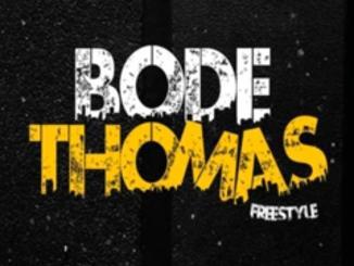 Flykid — Bode Thomas Freestyle ft. DJ Speakz