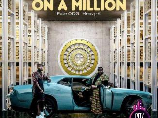 Fuse ODG — On A Million ft. Heavy