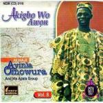 Ayinla Omowura — Akigbo Wo Awon [Vol. 8] (Complete Album)