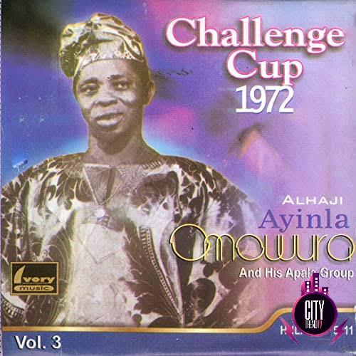 Ayinla Omowura — Obinrin Koi Ti Kuro Nile Oko