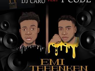 DJ Caro x T Code — Emi Tarankan Freebeat Instrumental