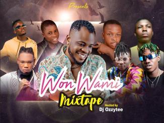 DJ Ozzytee — Won Wami Mix 2021