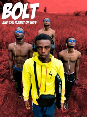 """Hitsound - """"Bolt and the planet of hits"""" EP"""