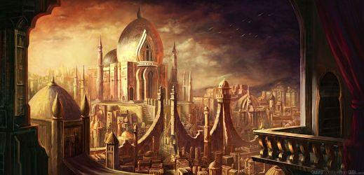golden diablo mythical concept gold iii background mythological ancient silver lost desktop history wallpapers evil jewels rich