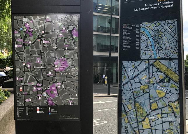 City-of-london-wayfinding-old-and-new