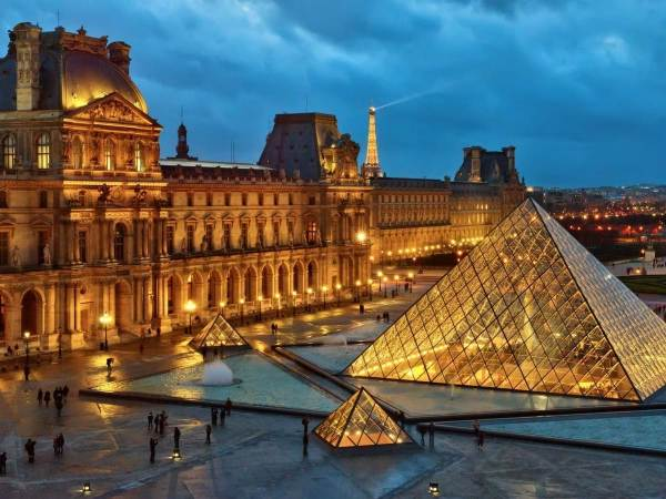 Vip Louvre Evening Tour Paris - Top-rated Trip Advisor
