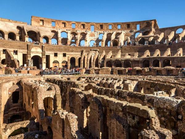 Colosseum Rome - Guided Tours & Tickets City Wonders
