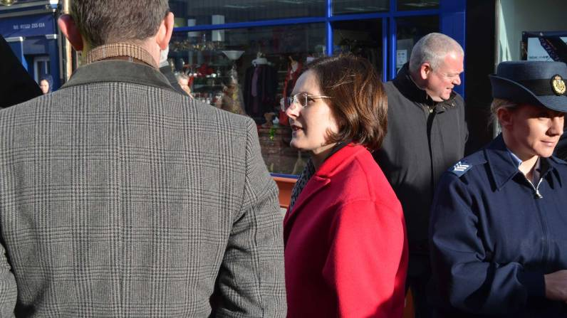 CEO of Lincolnshire Co-op and Chair of Greater Lincolnshire LEP, Ursula Lidbetter. Photo: Sarah Harrison-Barker