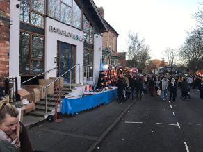 Lincoln Christmas Market Pedlars