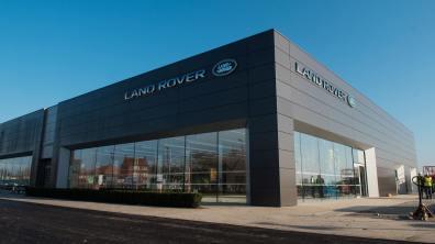 Duckworth Jaguar Land Rover, Boston. Photo: Steve Smailes for Lincolnshire Business