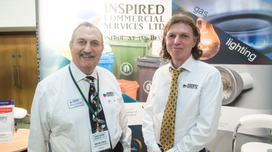 Inspired Commercial Services Ltd. Photo: Steve Smailes for Lincolnshire Business