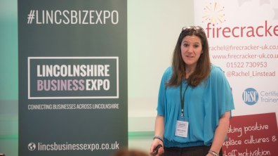 Rachel Linstead, Managing Director of Firecracker. Photo: Steve Smailes for Lincolnshire Business