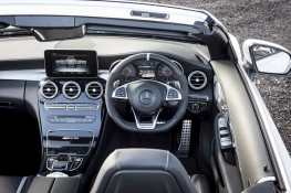 Mercedes-Benz C63 Cabriolet Photo: James Lipman / jameslipman.com