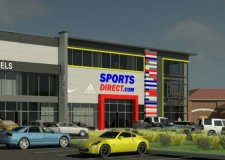 Councillors reject Lincoln Sports Direct shopping complex plans