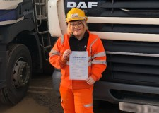 Former student paving the way for women in the tipper industry
