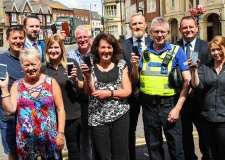 Bourne businesses urged to work together to beat crime