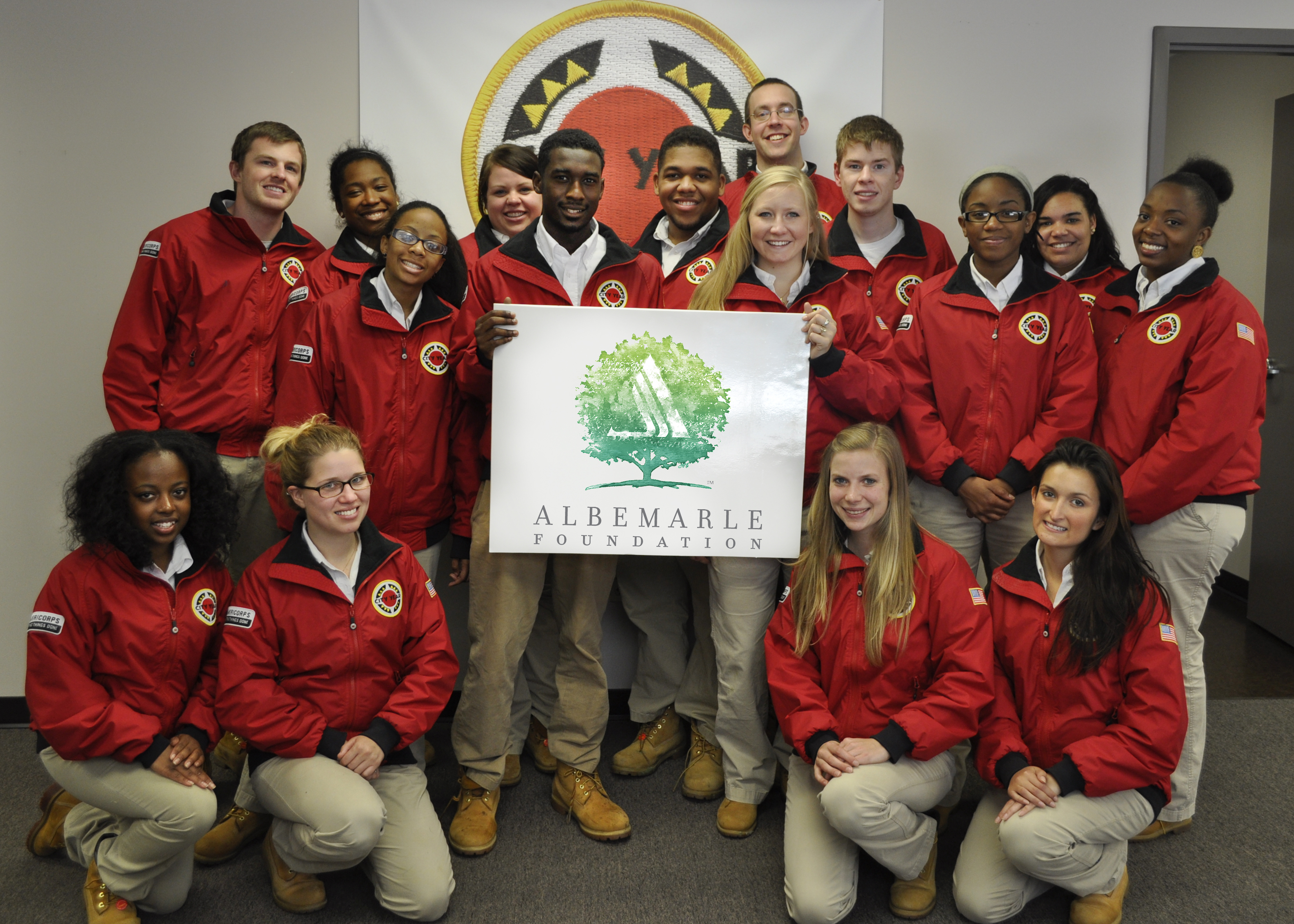 Photo Friday Congratulations To Our 2012 2013 Graduating Corps Cityyearbatonrouge