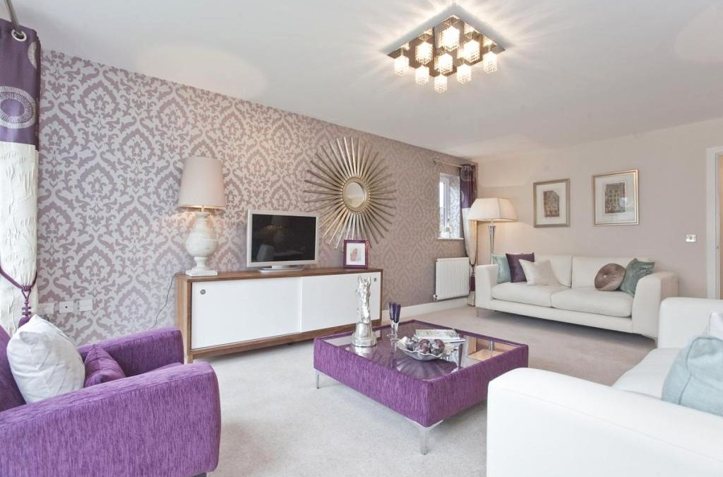 Transform Your Home with Wallpaper