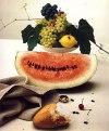 Penn Irving_1947_NY_Still Life with Watermelon
