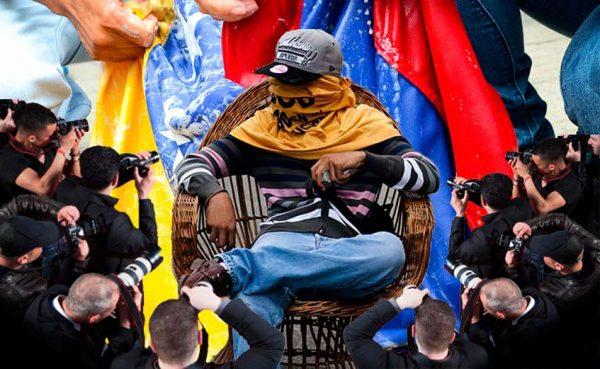 Resultado de imagen para ¿Qué operaciones psicológicas utiliza la derecha contra el gobierno venezolano?