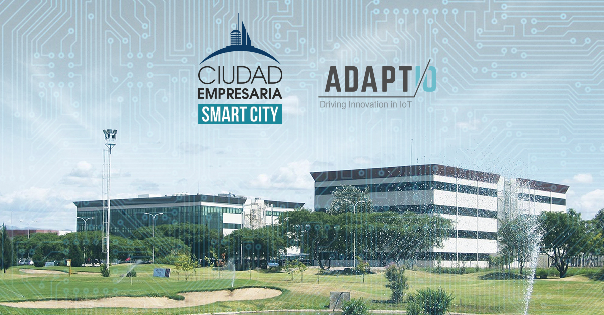 CIUDAD EMPRESARIA acelerará a AdaptIO, posibilitando convertirse en la primera Smart City del Interior del País.