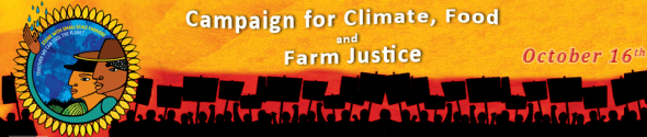 World Food Day October 16 2015   Campaign for Climate  Food and Farm Justice