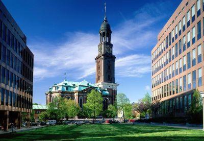 Michaeliskirche, Hamburg, Deutschland
