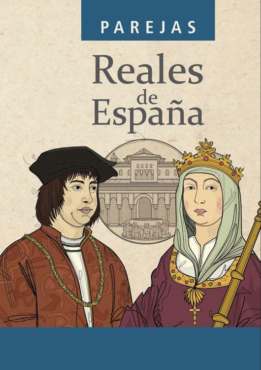 Barajas Didácticas Familias Reales de España